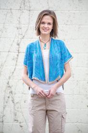 Universal Yarn Drape Front Cardi Kit