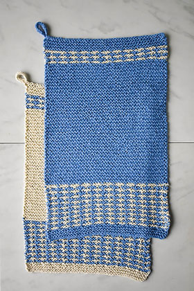 Universal Yarn Mosaic Dish Towels Kit