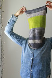 Urth Yarn Kashmir Mono 3 Color Cashmere Cowl Kit