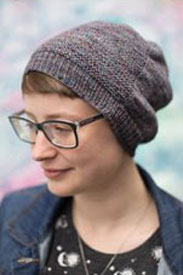 Urth Yarns Kashmir Mono Barley Hat Kit