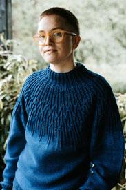Urth Yarns Skyward Sweater Kit
