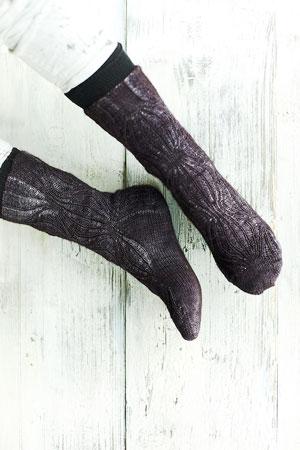 Vidalia Socks Free Pattern