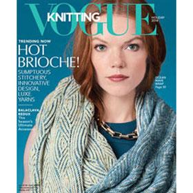 Vogue Knitting International Magazine '18 Holiday