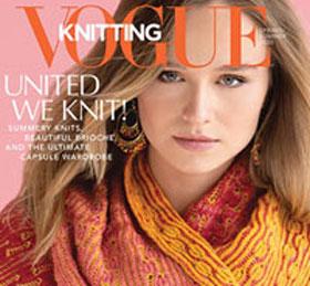 Vogue Knitting International Magazine '20 Spring/Summer