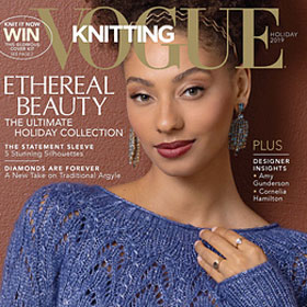 Vogue Knitting International Magazine '19 Holiday