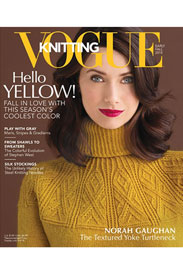 Vogue Knitting International Magazine '18 Early Fall