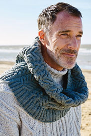 Rowan Denim Revive Waverly Cowl Kit