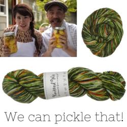 Victory Sock - We Can Pickle That!