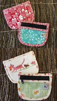 Stitch Marker Pouches December 2015