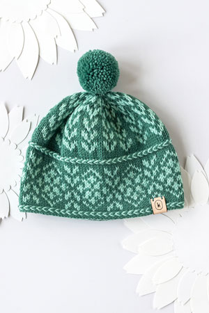 Year of Hats: August Hat Free Pattern