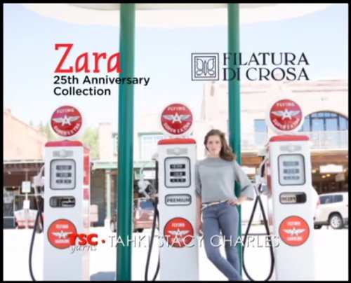Zara celebrates 25 years
