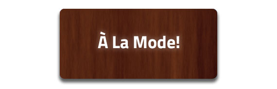 A La Mode Button