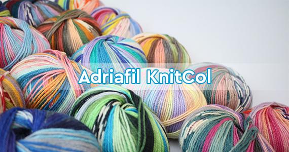 Adriafil KnitCol Yarn