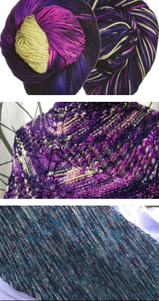Fiddle Knits - We're All Mad Here