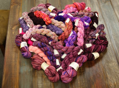 We Heart Koigu - in all weights!