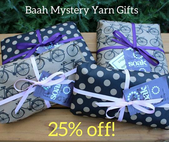 baah mystery yarn gifts
