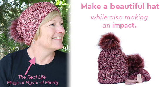 Boobie Beanie Breast Cancer Hat