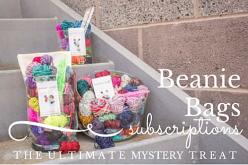 New Beanie Bags - subscriptions with mystery content