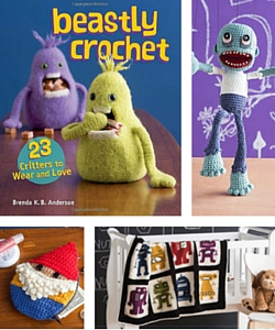 Patterns from Beastly Crochet