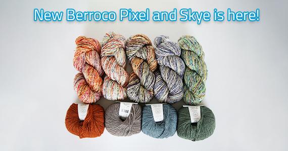 Berroco Pixel Skye Header