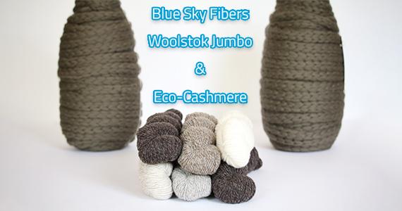 Eco-Cashmere Woolstok Jumbo