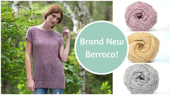 Brand New Berroco