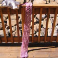 Breast Cancer Support Scarf