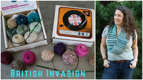British Invasion is Here!