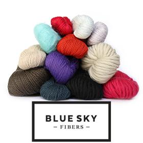 Blue Sky Fibers 25-60% off!