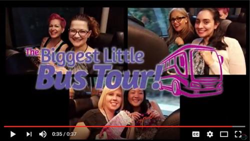 Jimmy Beans Biggest Little Bus Tours