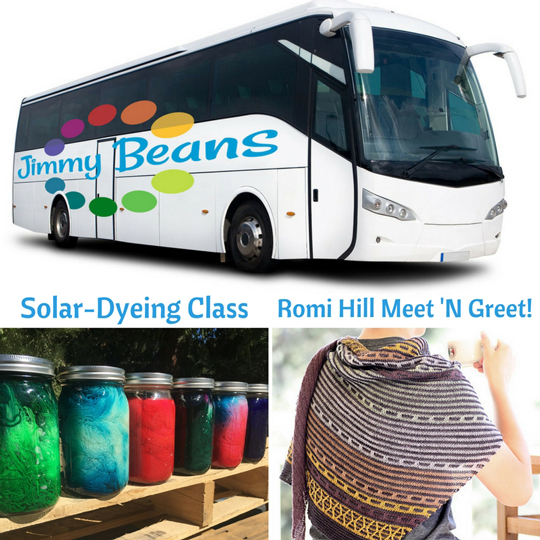 Jimmy Beans Bus Tour