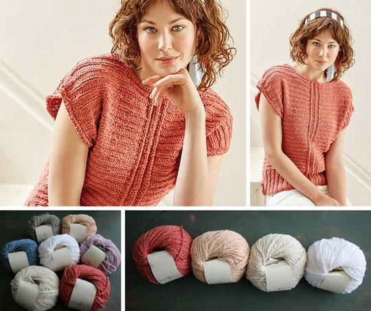 Campana fresh Yarn