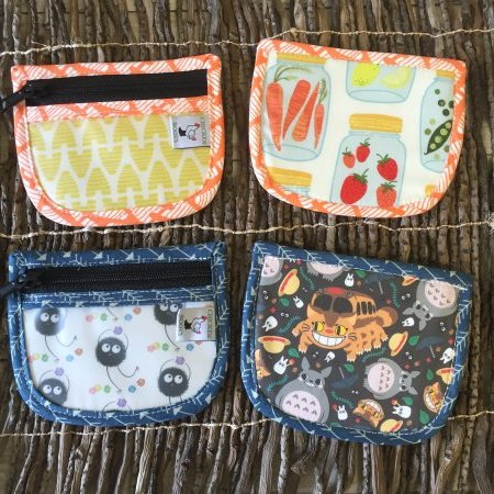 Chicken Boots May 2015 Pouches