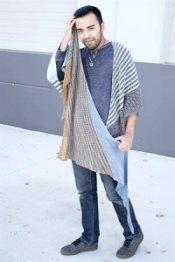 Chris' Lorel-Eyes Shawl