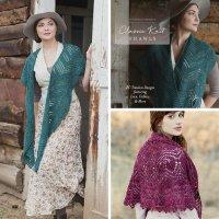 Classic Knit Shawl