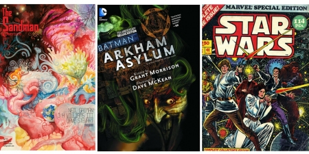 Comic Cover inspirations for July's Micro-Brews