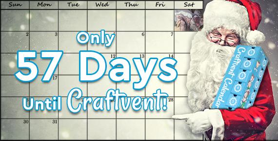 Craftvent Calendar