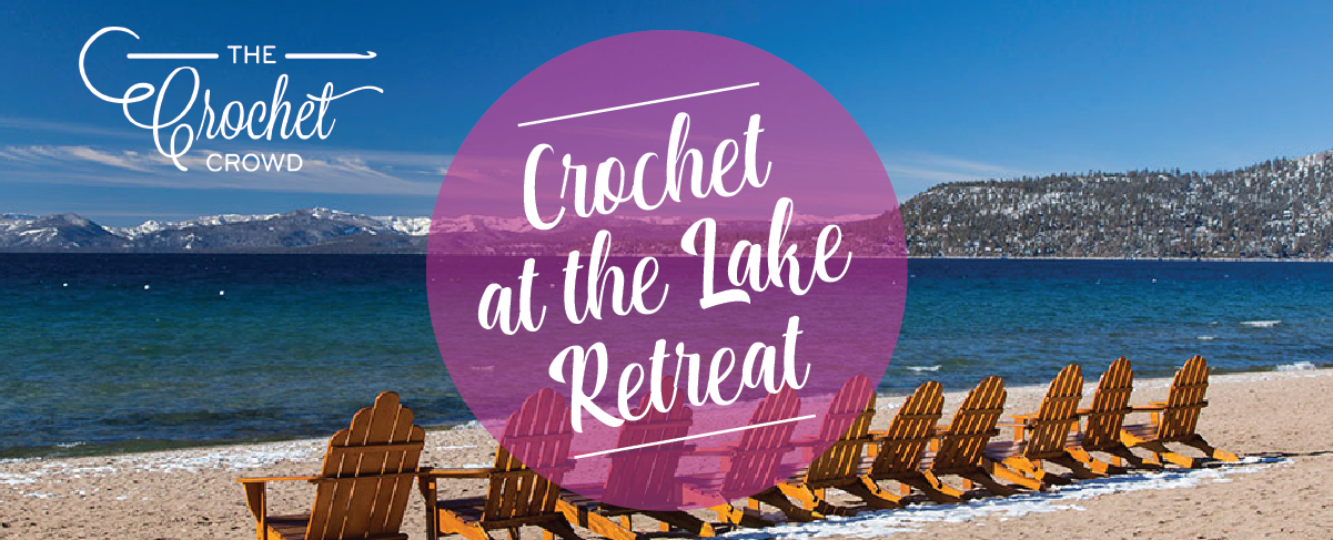 Crochet On The Lake 2020 Header