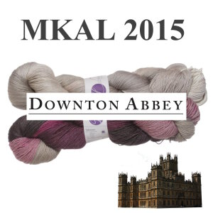 Downton Abbey Mystery Knit-A-Long 2015