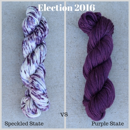 Lorna's Limited Edition Election 2016 colors