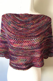 Malabrigo Rios or Mechita Expeditious Wrap Kit