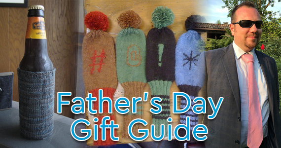 Father's Day Knit Guide