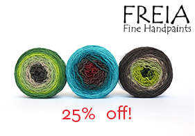 Freia Fine Handpaints Sale