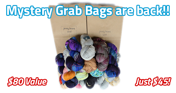 Mystery Grab Bags are BACK