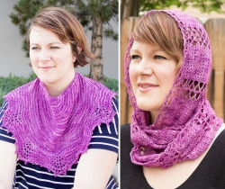 Gemini Cowlette and Twice As Fun patterns
