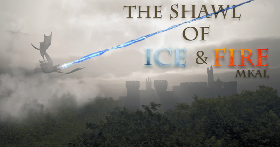 Game of Thrones The Shawl of Ice and Fire MKAL