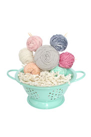 Jimmy Beans Wool Madelinetosh Yarn Bouquets kits Modicum Mitts Bouquet - Pastels