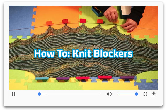 How To: Knit Block