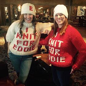 Eddie the Eagle Sweaters