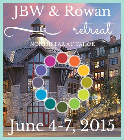 JBW and Rowan Retreat 2015